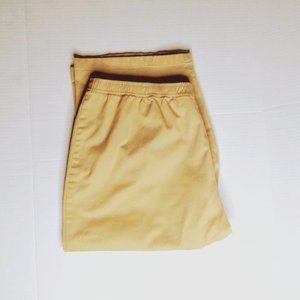 #C19 Carroll Reed Women's Bermuda Shorts